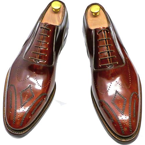 a59255284 1113 Lidfort 164 Shade Vitello Standard Collection Сногсшибательные  оксфорды в неповторимом дизайнерском исполнении от обувного модельера  Винченцо Фортуна. ...